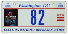 2003 reserved plate no. 82